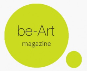 logo be-art